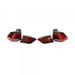 Feux arrière matriciels à LED