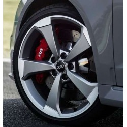 """Jantes rotor 19"""" anthracite"""