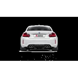 BMW M2 (F87) 2017 Ligne...